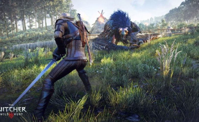 Jette un sou au sorceleur … The Witcher 3 sur PS5