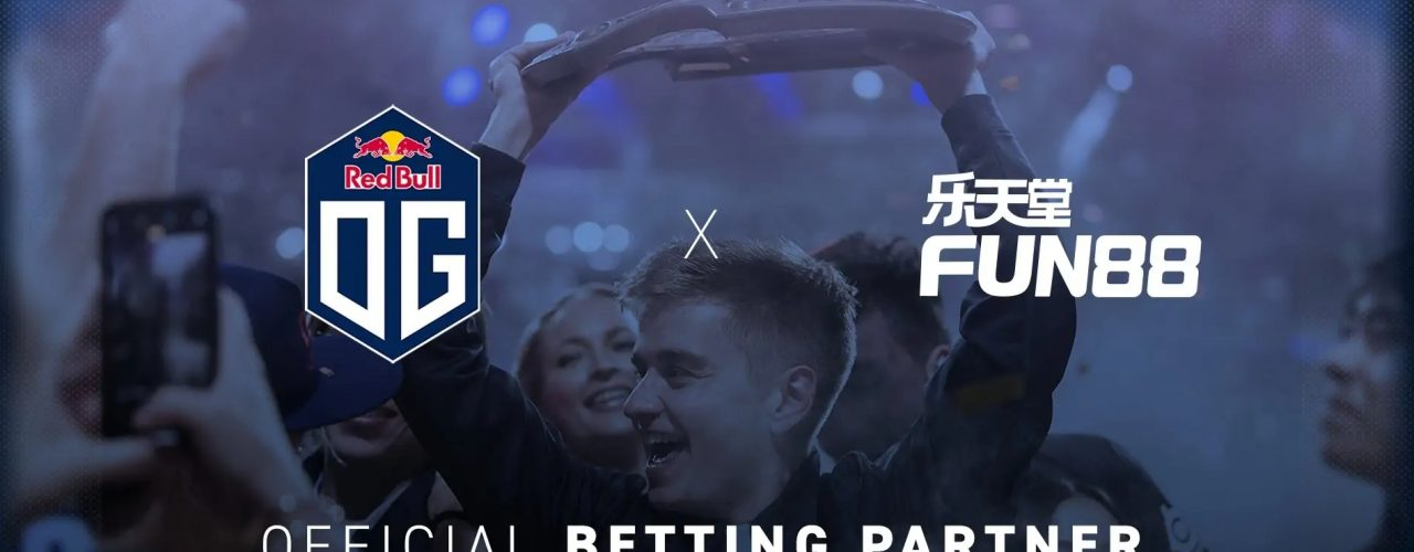 FUN 88 partenaire officiel de OG ESPORT
