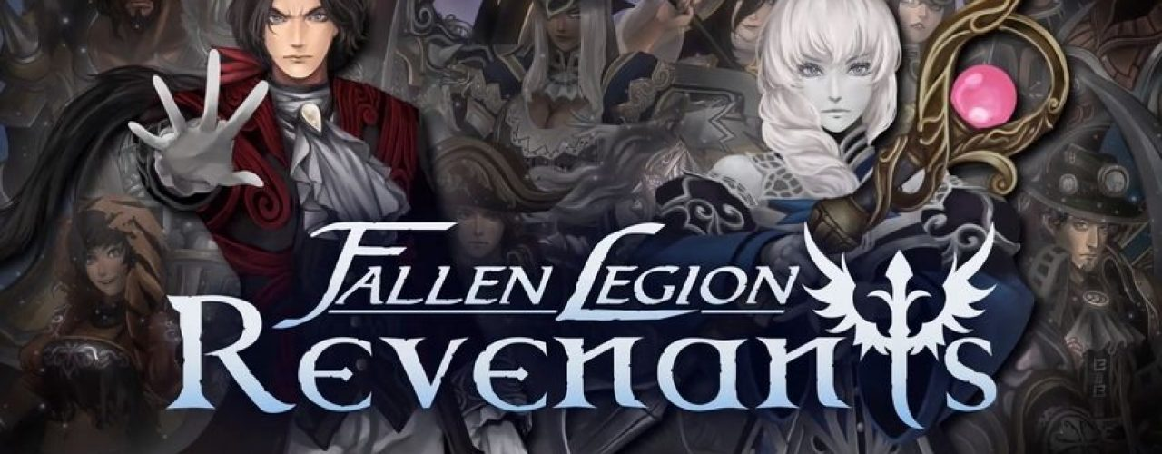 Fallen Legion Revenants une démo disponible sur PS4 et Switch.