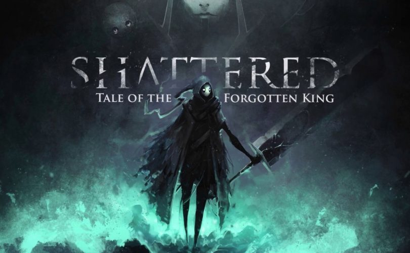 Shattered : Tale of the Forgotten King annonce sa sortie.